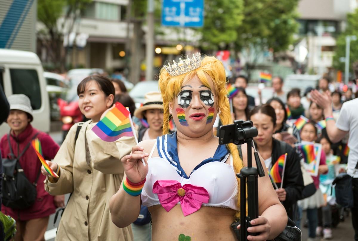 Tokyo Rainbow Pride2019